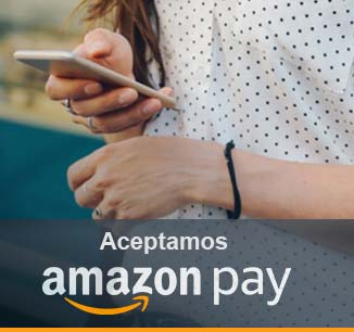 Aceptamos pagos con Amazon Pay