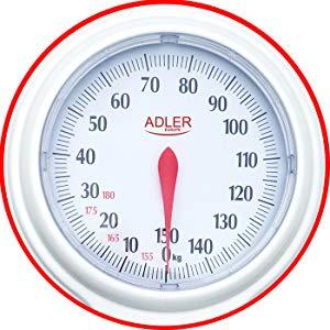 Adler AD8153 Báscula de baño mecánica precisión analógica