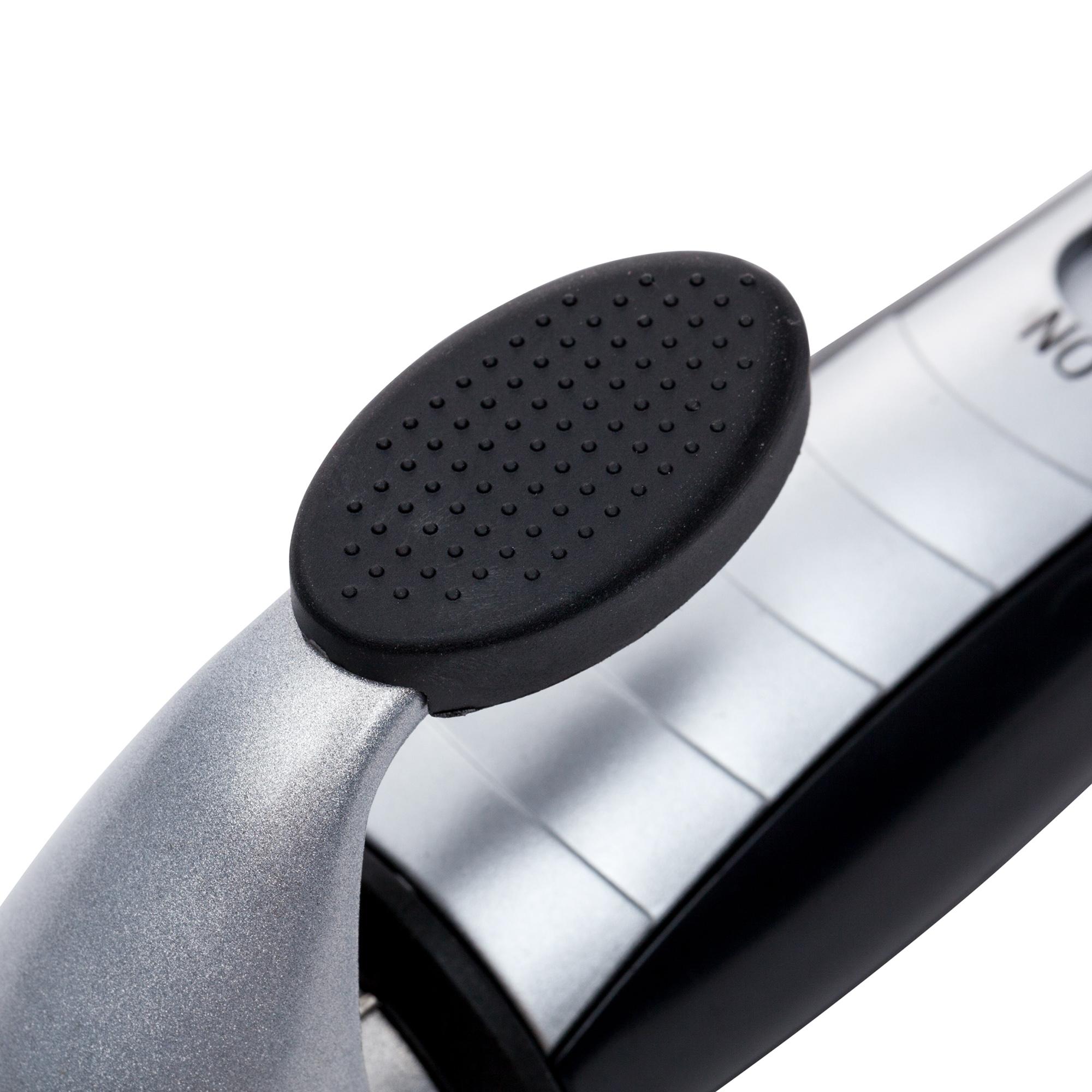 Adler AD2102 Rizador de Pelo Profesional de Cerámica, 25 mm, Calentamiento Rápido, punta aislada, 30 W