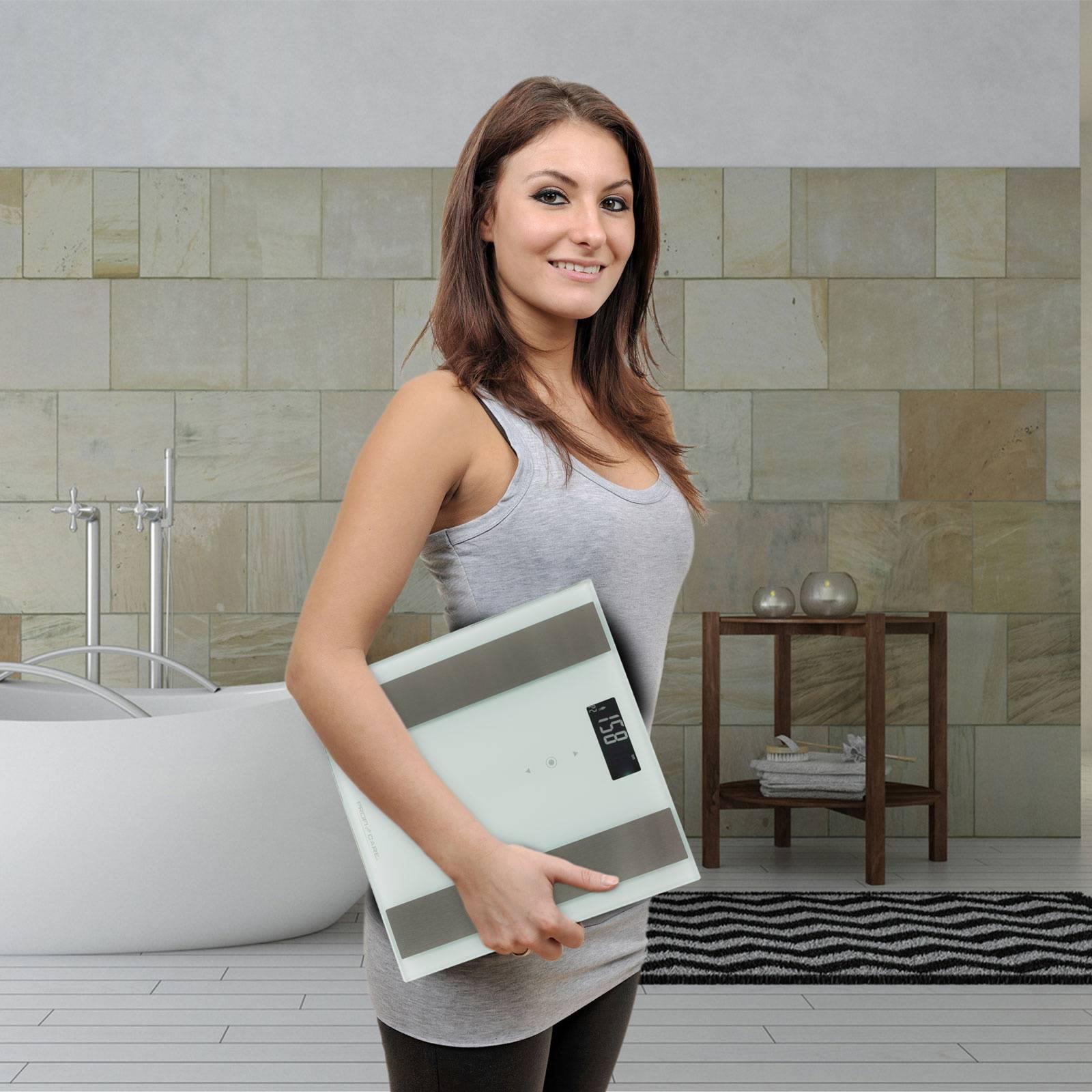 Báscula de baño Proficare Germany PW 3007