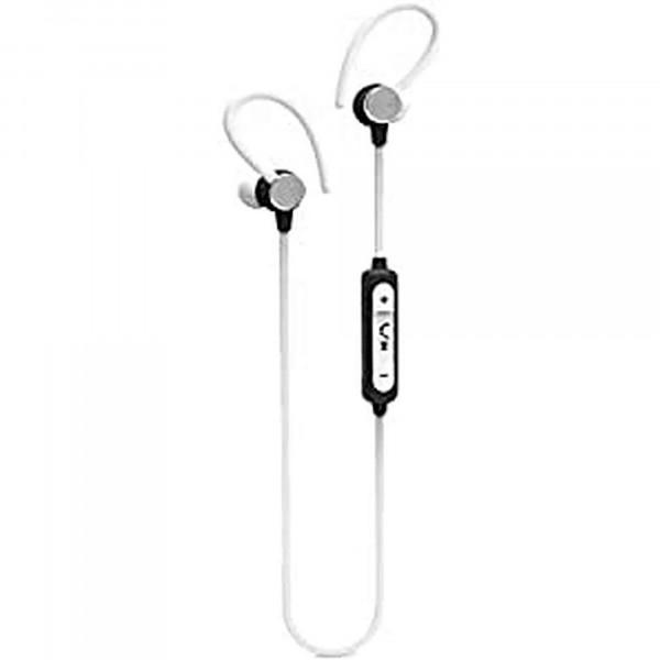 Blaupunkt BLP4620.112 Auriculares Bluetooth Deportivos In Ear, Micrófono, Manos Libres, Inalámbricos, Fitness, Blanco