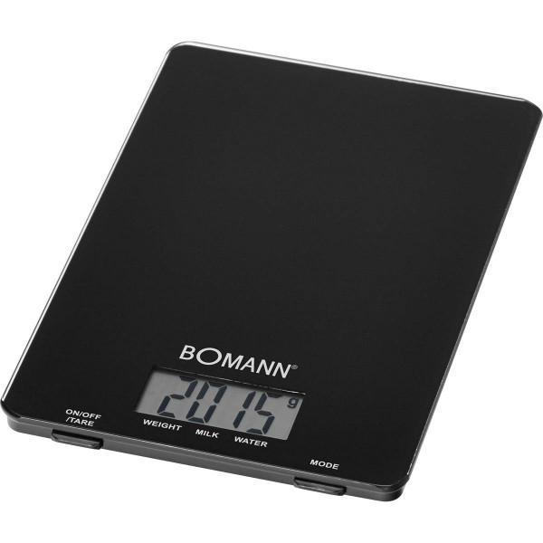 Bomann Balanza Digital KW 1515 negra