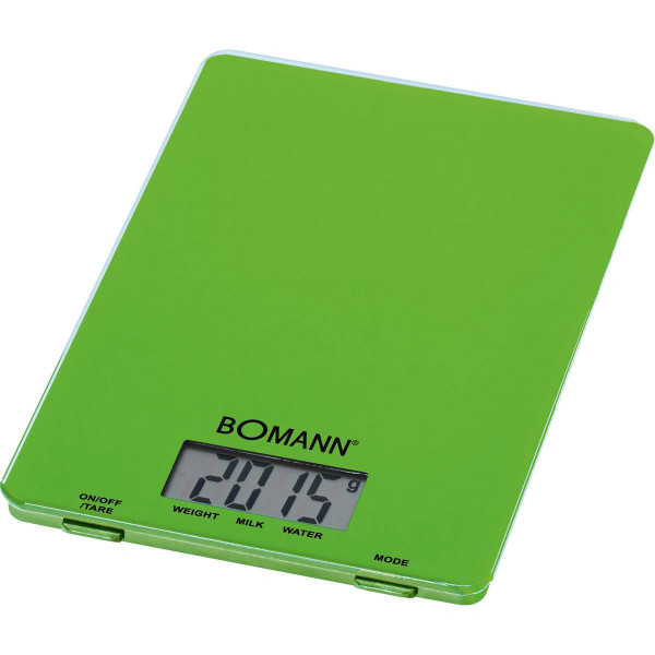 Bomann Balanza Digital KW 1515 verde