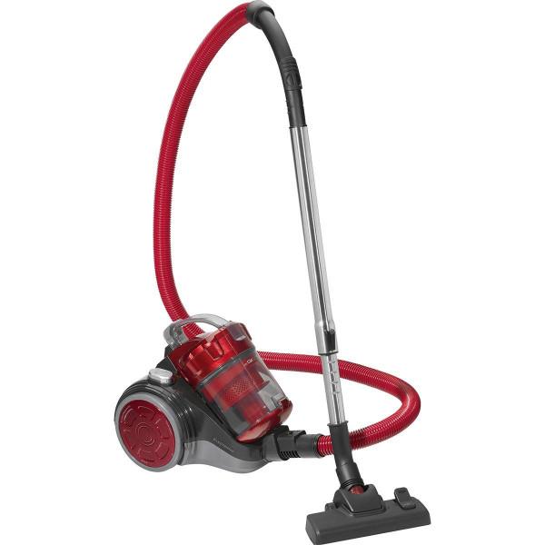 Clatronic Aspirador sin bolsa 700W A BS 1302 Rojo