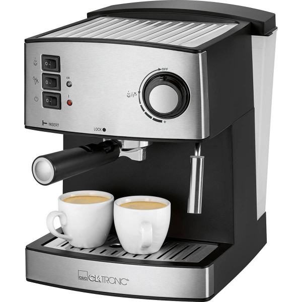 Clatronic Cafetera Espresso 15 bares ES 3643