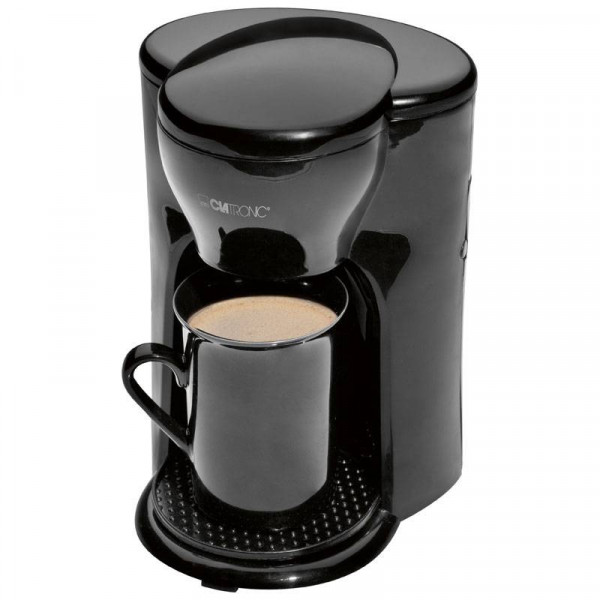 Clatronic Cafetera 1 Taza KA 3356  negra