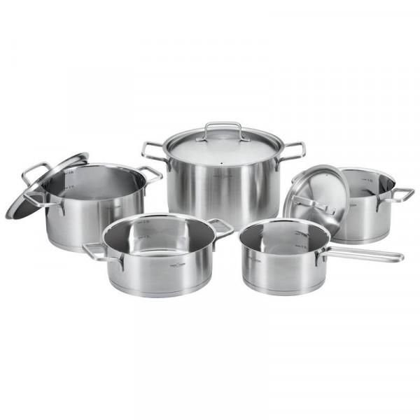 Proficook Batería de Cocina compuesta por 8 piezas KTS1052