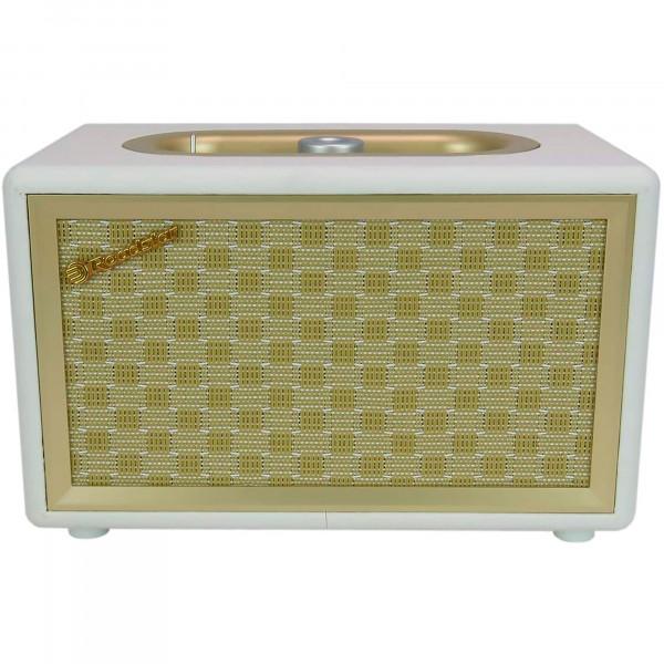Roadstar HRA310BT/CR Radio Retro Digital FM, BLuetooth, Sintonizador Automático, RDS, Color Crema