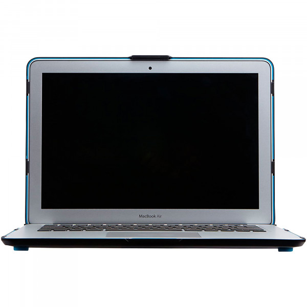 "Thule Vectros - Funda Bumper Protectora para Apple Macbook Air de 11"", Carcasa Resistente, Negro"