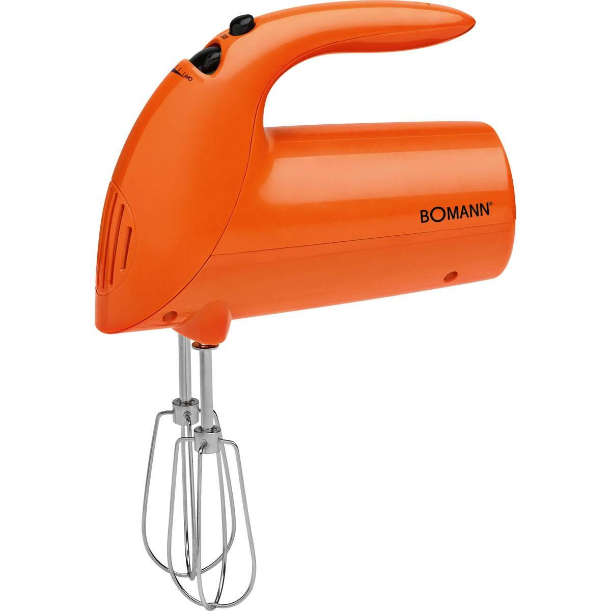 Bomann Batidora de Mano HM 350 Naranja