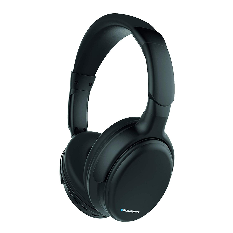 Blaupunkt BLP4510 - Auriculares inalámbricos Bluetooth, Color Negro