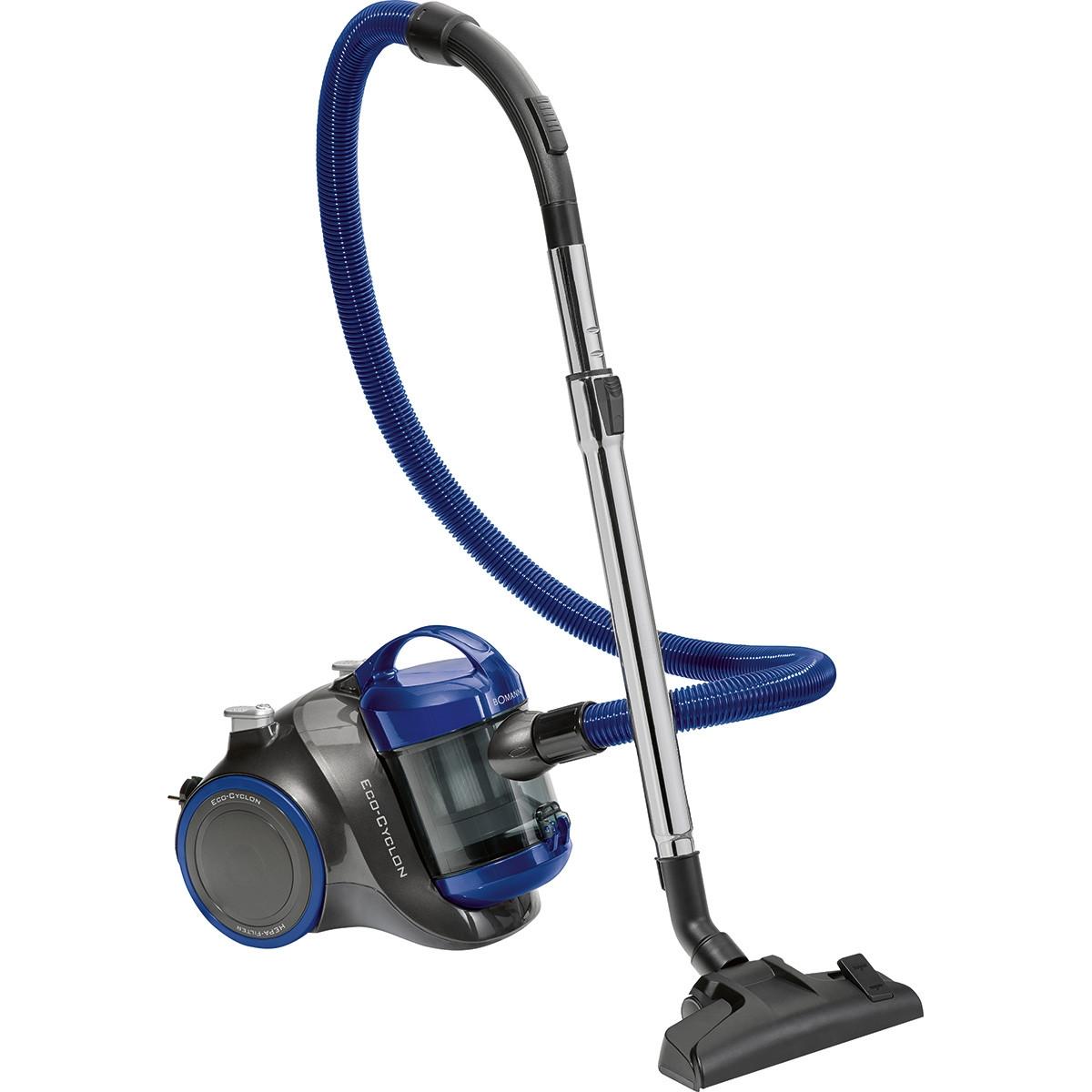 Bomann Aspirador 700W A BS 9022 azul