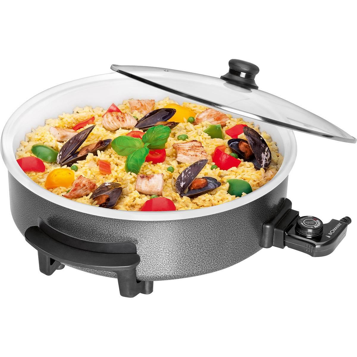 Bomann Sartén Cocina Cerámica PP 2283