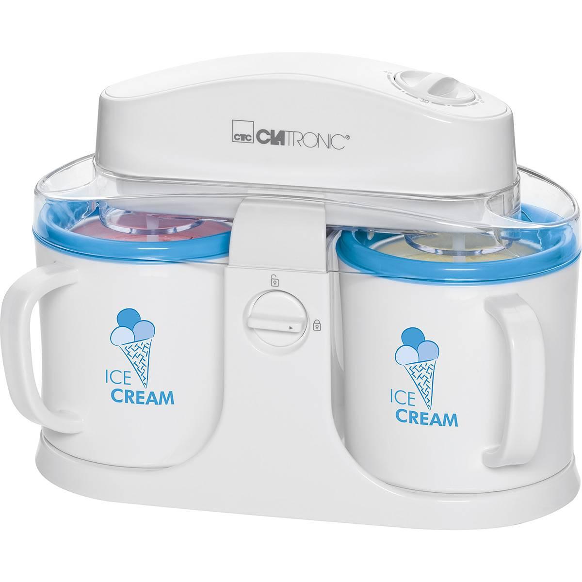 Clatronic Máquina de helados ICM 3650