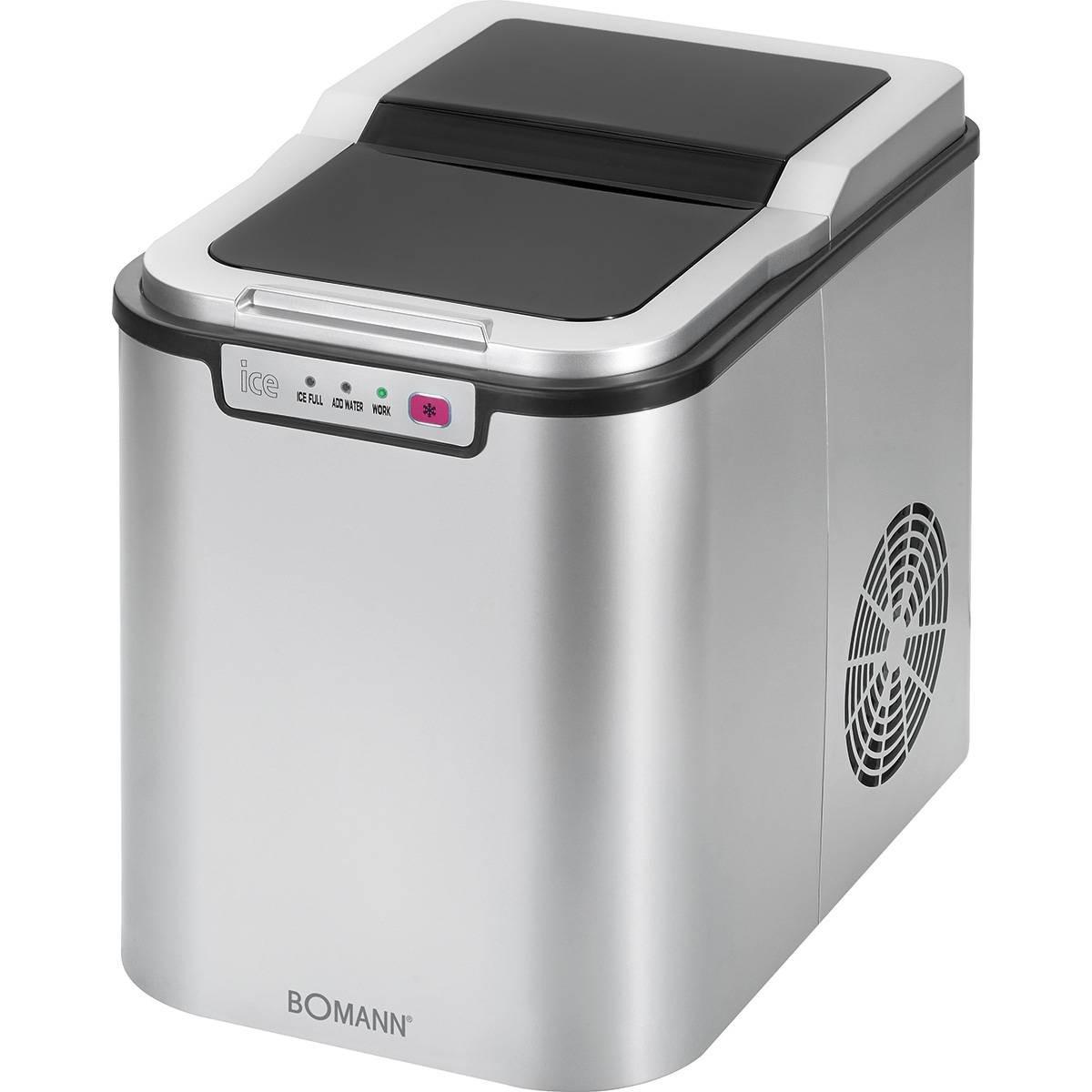 Bomann Máquina hacer hielo EWB 1027