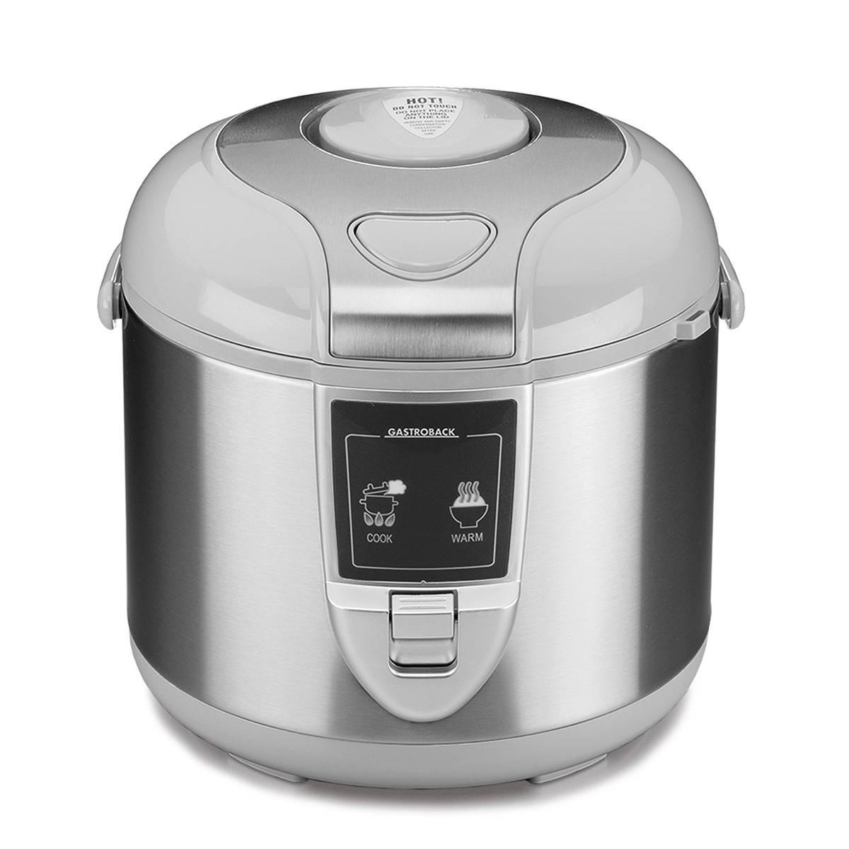 Gastroback Arrocera eléctrica 5 litros Design PRO 42518