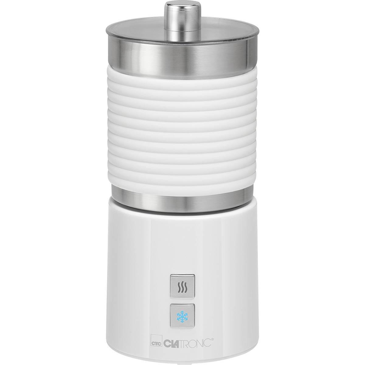 Clatronic Espumador de leche MS 3654 blanco
