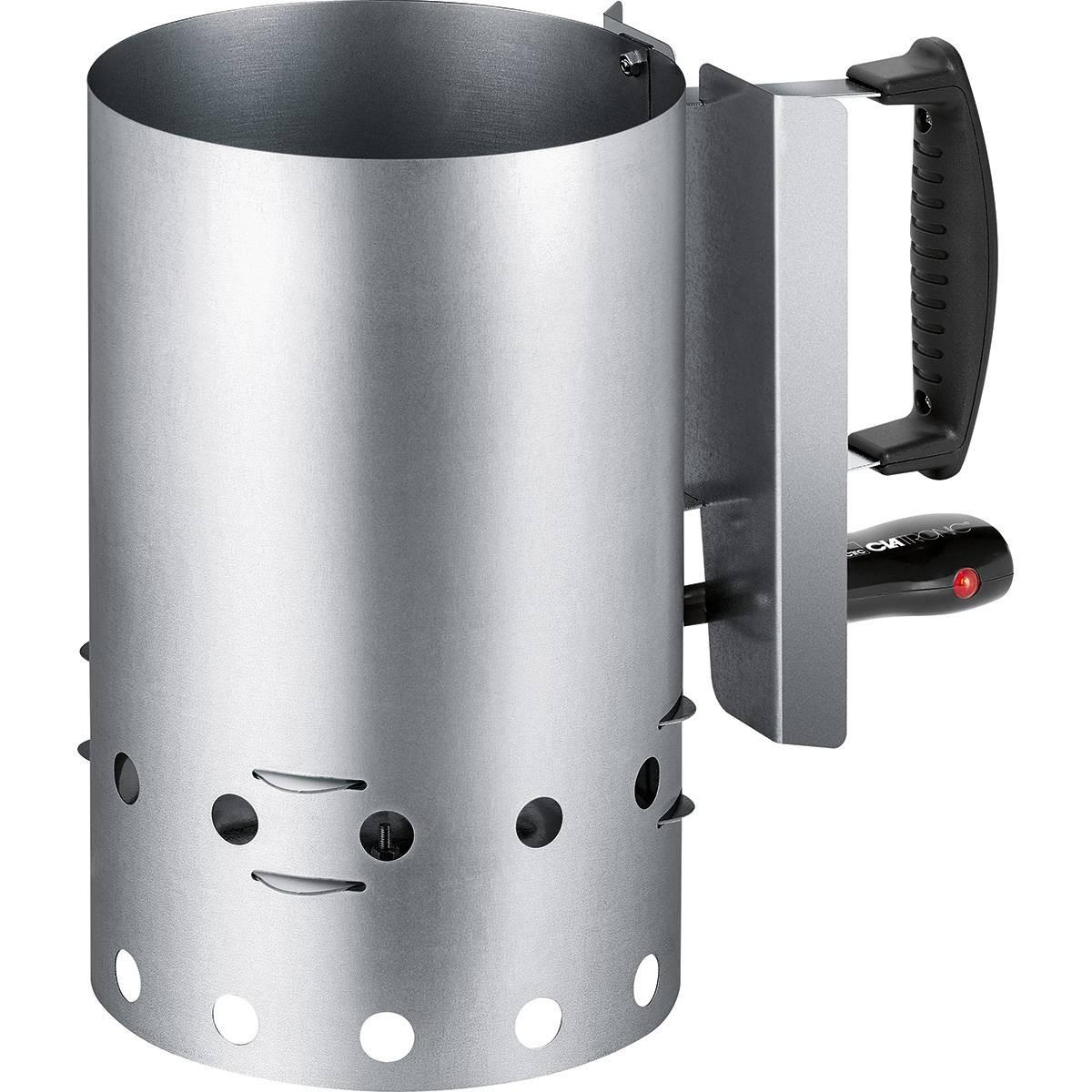 Clatronic Encendedor eléctrico barbacoas para carbon 1.5Kg EGA 3662