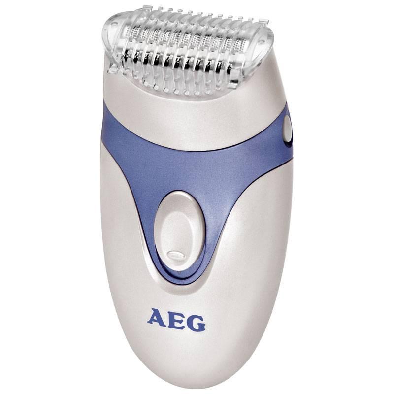 AEG Afeitadora Femenina LS5652 Azul