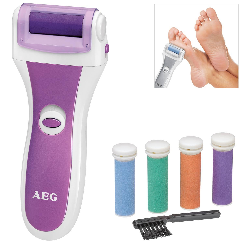 AEG Máquina para eliminar durezas y callos en los piés PHE 5642 color lila