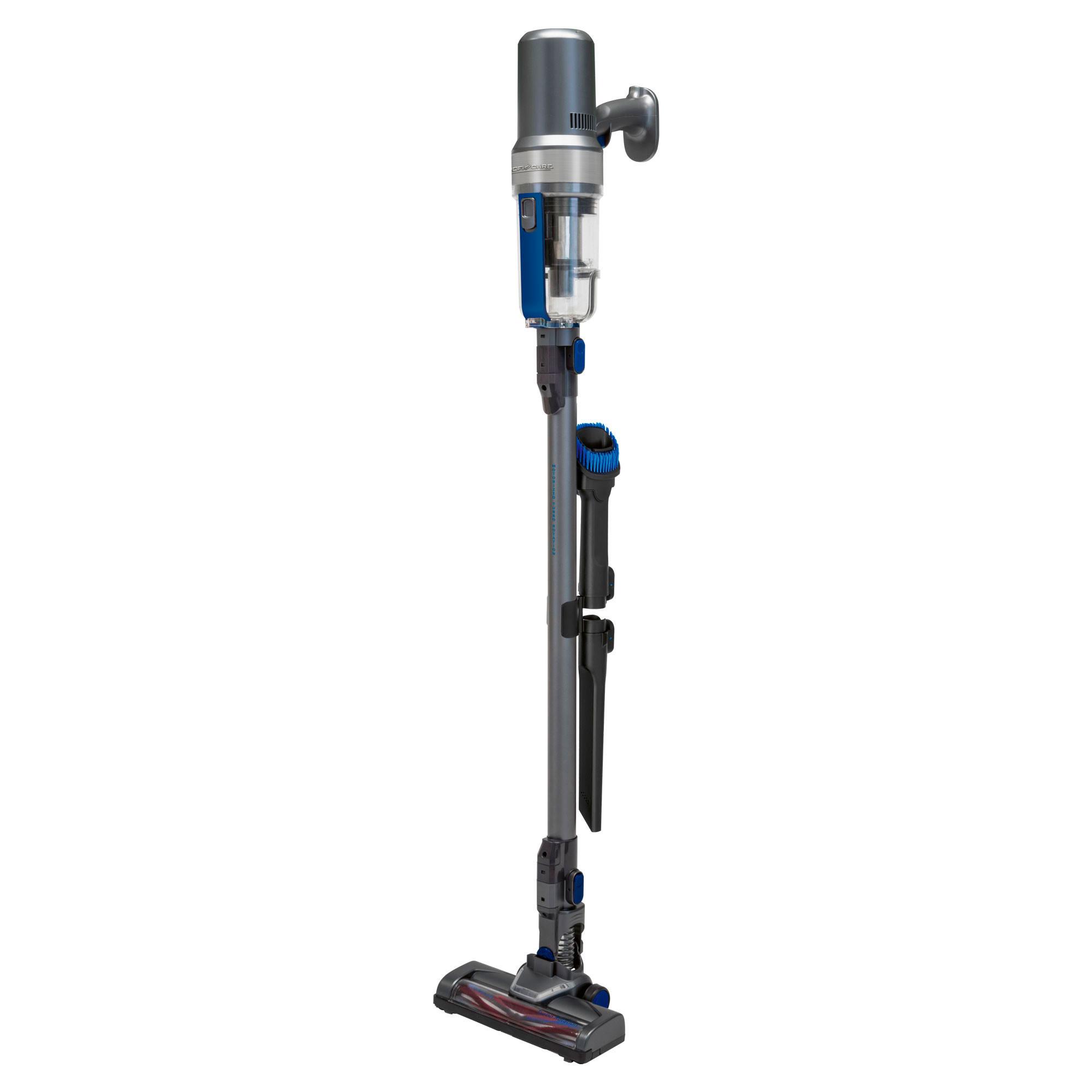 ProfiCare BS 3085 Aspiradora Escoba y de Mano sin Cable Potente, Ciclónica, Batería 25,9V, uso Vertical y Mano, Cepillo Turbo, Tapicerías, Autonomía 40 Minutos