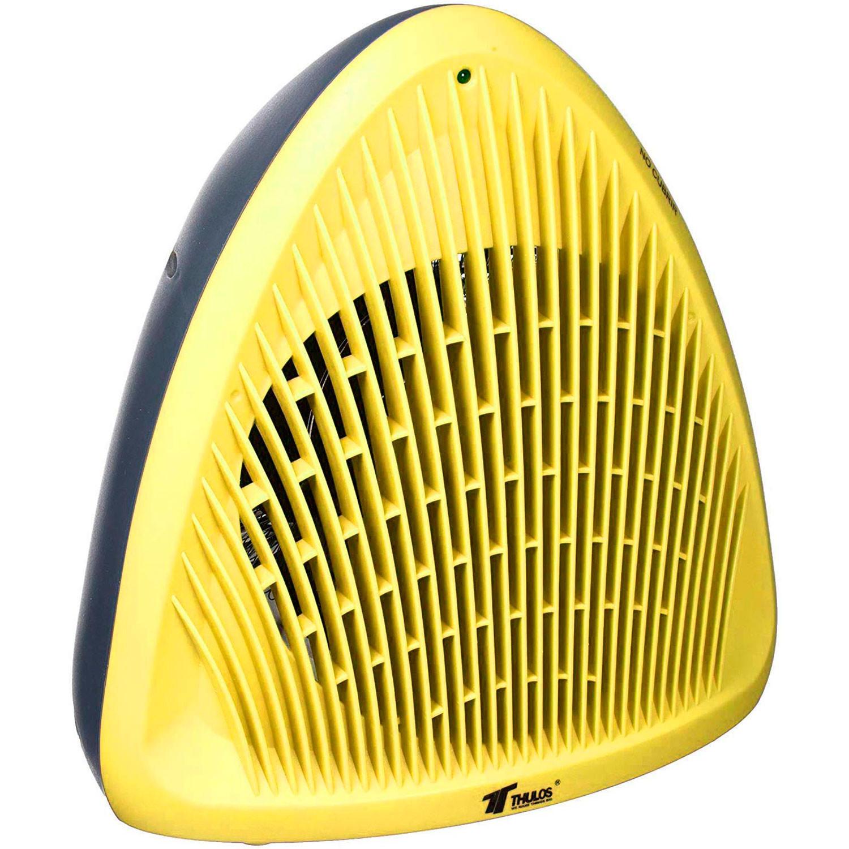 Thulos FHC2000 Termoventilador Calefactor 2000W Estufa electrica de Alta Potencia amarillo