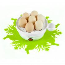 ADLER AD-4459 Cuece Huevos Eléctrico para 7 Huevos, Tapa Transparente, Ajuste de Cocción, Protección por Sobre Calentamiento, 360W, Libre de BPA ?>
