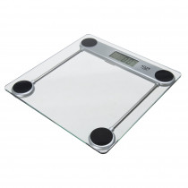 ADLER AD-8121 Báscula de Baño Digital, Profesional, 150 Kg, Vidrio Templado, Alta precisión, Apagado Automático ?>