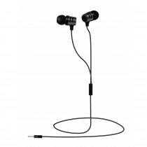 Blaupunkt BLP4640 Auriculares con Cable, Manos Libres, Compatible con IOS y Android, Calidad de Sonido 5MW, Negro ?>