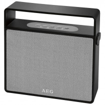 AEG Altavoz bluetooth/MP3/USB BSS 4830 Negro ?>