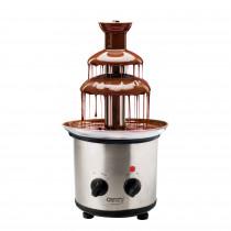 Camry CR4488 Fuente de Chocolate, Cuerpo de Acero Inoxidable, 3 pisos,  Capacidad 650 ml, Temperatura Máxima 60°C, Base Antideslizante con Pies Ajustables, 320W ?>