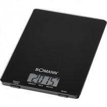 Bomann Balanza Digital KW 1515 negra ?>