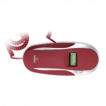 Brondi Teléfono KENOVY CID rojo ?>