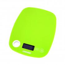 Mesko MS3159G Báscula de Cocina Digital, Alta Precisión Pasos 1g Pesa Alimentos hasta 5Kg, Display LCD, Función Tara, Multifunción, Verde ?>