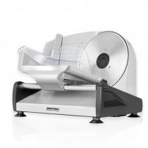 MPM MKR-04M Cortafiambres de acero inoxidable semi-profesional, grosor de corte ajustable 15mm, disco corte 19 cm, 150 W ?>