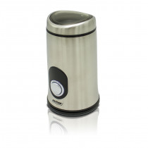 MPM MMK-02M Molinillo café eléctrico pequeño, semillas especias y frutos secos, cuchilla doble y cuerpo acero inox, 115g/min. capacidad 50g , 150W ?>