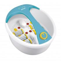MPM MMS-03 Masajeador de Pies con Agua, masaje de Burbujas y por vibración, Mantener Temperatura, infrarrojos, Contenedor para Sales, 90 W ?>
