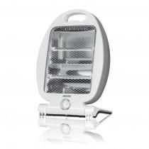 MPM MUG15 Estufa eléctrica de cuarzo portátil, radiador halógeno, 2 niveles temperatura, sistema seguridad, 400/800W ?>