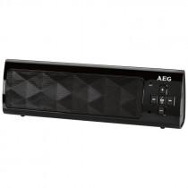 AEG Altavoz bluetooth BSS 4818 Negro