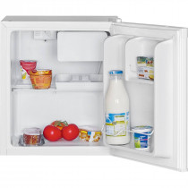 Bomann KB 389 - Mini bar nevera independiente con cogelador 42 litros, A++ , color blanco