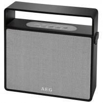 AEG Altavoz bluetooth/MP3/USB BSS 4830 Negro