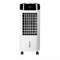 Camry CR 7908 Climatizador Evaporativo 3 en 1 Enfriador de Aire, Humidificador, Purificador de aire, 3 Modos de Ventilador, Oscilante, Depósito de agua 7 Litros, Air Cooler, Mando a Distancia, 300W