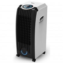 Camry CR 7920 Climatizador Evaporativo 4 en 1 Enfriador de Aire, Ionizador, Humidificador, Purificador de aire, 3 Modos de Ventilador, Oscilante, 8 Litros, Air Cooler, Mando a Distancia, 325W