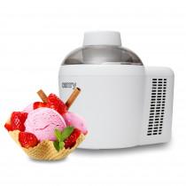Camry CR4481 Heladera Eléctrica Casera, para hacer Helados, Frutas, Yoghurt Helado, Automática, 0,7L, 90W
