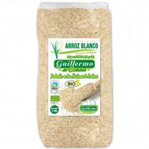Guillermo Arroz Blanco Redondo Ecológico BIO Marisma de Doñana para paellas y risottos 100% Natural 1000gr