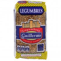 Guillermo Lentejas Castellanas Legumbres Calidad Extra 1Kg