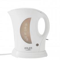 Adler AD 03 - Hervidor de Agua eléctrico pequeño 1 litros libre de BPA, 900W