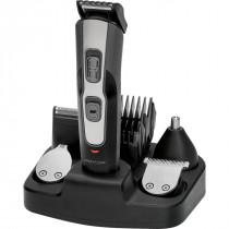 Set 5.1 Cortapelo, afeitadora barba, recortador precision, nariz y oido BHT 3014