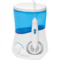 Proficare MD 3005 - Irrigador bucal dental para limpieza interdental, 3 boquillas, 1 limpiador lengua, 10 ajustes de presión, 600 ml
