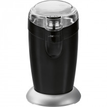 Clatronic KSW 3306 - Molinillo de café eléctrico, 120 W, color negro y plata